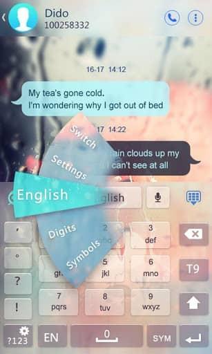 Скачать Русский язык — GO клавиатуры для Андроид