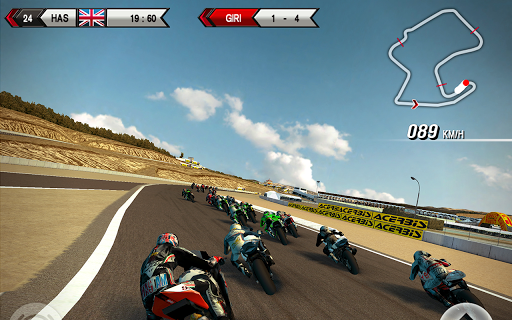 Скачать SBK15 Official Mobile Game для Андроид