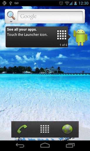 Скачать Sea Beach Live Wallpaper для Андроид