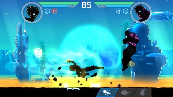 Скачать Shadow Battle для Андроид