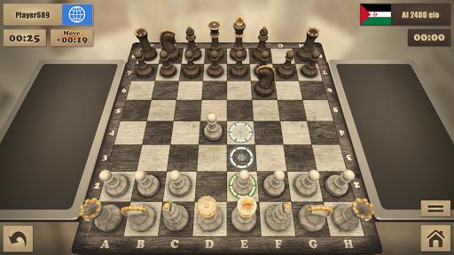 Скачать Шахматы: 3D Фьюжин для Андроид