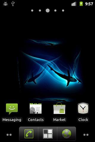 Скачать Shark 3D Live Wallpaper для Андроид