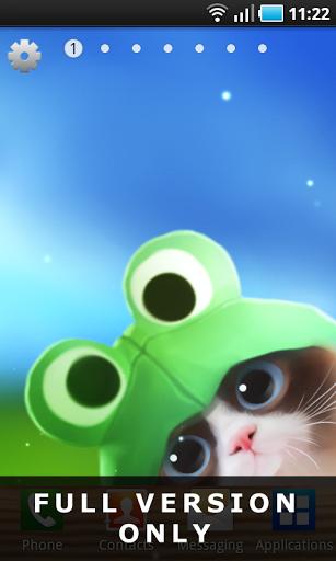 Скачать Shui The Kitten Lite для Андроид