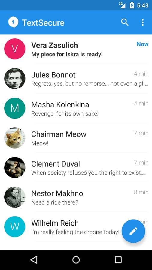Скачать Signal Private Messenger для Андроид