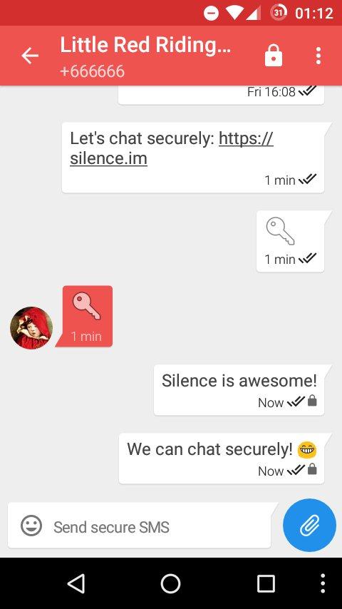 Скачать Silence для Андроид
