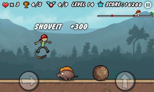 Скачать Skater Boy для Андроид