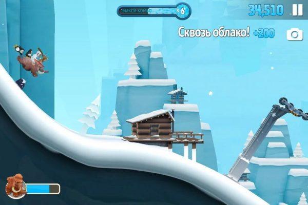 Скачать Ski Safari 2 для Андроид