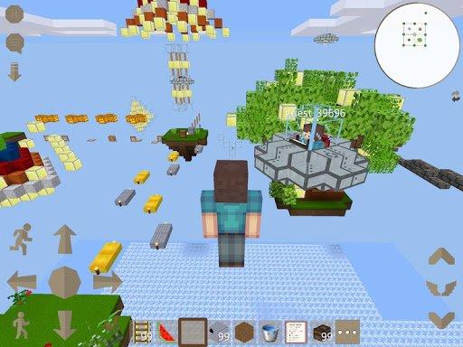Скачать Skyblock — Craft свой остров для Андроид