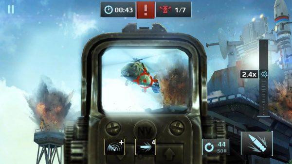 Скачать Sniper Fury для Андроид