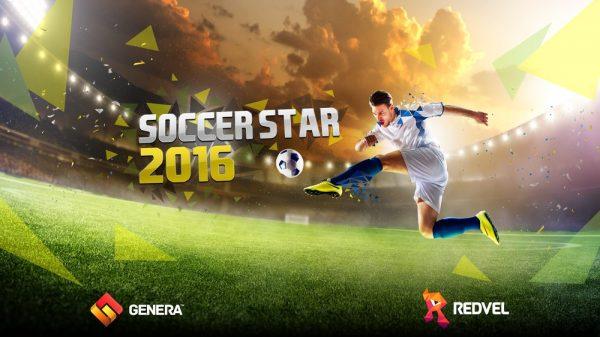 Скачать Soccer Star 2016 World Legend для Андроид