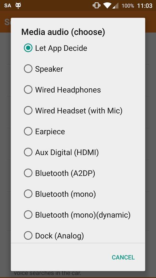 Скачать SoundAbout Pro для Андроид