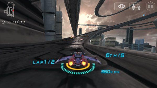 Скачать Space Racing 2 для Андроид