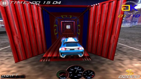 Скачать Speed Racing Ultimate 3 для Андроид