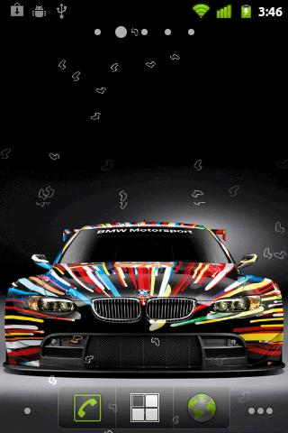 Скачать Sport Cars Live Wallpaper для Андроид
