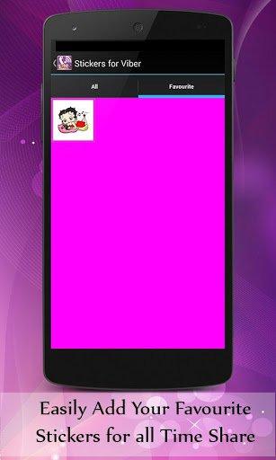 Скачать Stickers for Viber для Андроид