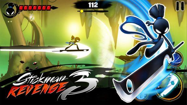 Скачать Stickman Revenge 3 для Андроид