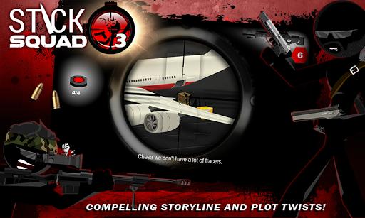 Скачать Stick Squad 3 — Modern Shooter для Андроид