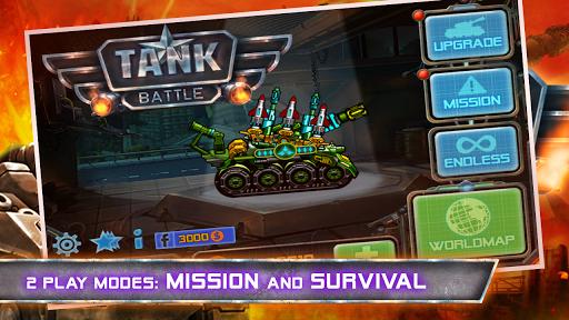 Скачать Tank Battle для Андроид