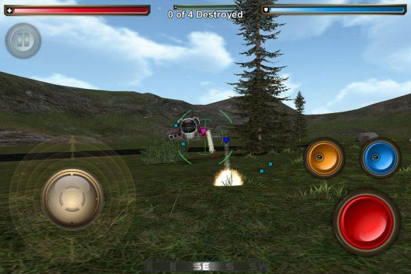 Скачать Tank Recon 2 для Андроид