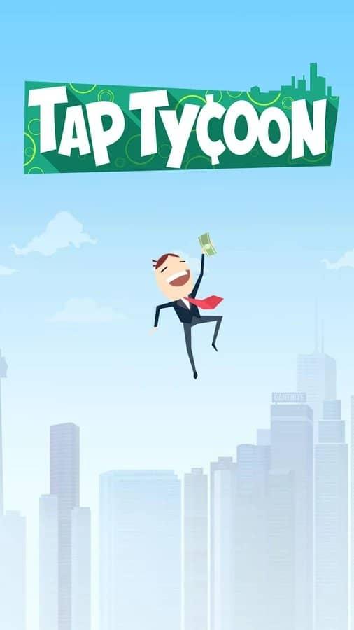 Скачать Tap Tycoon для Андроид
