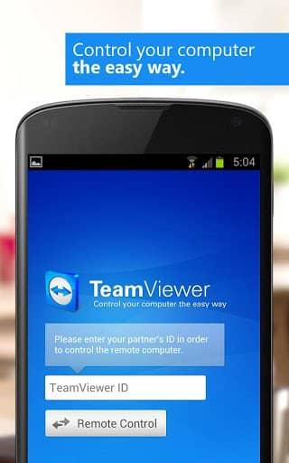 Скачать TeamViewer-удалённый доступ для Андроид