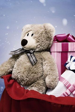 Скачать Teddy Bear Live Wallpaper для Андроид
