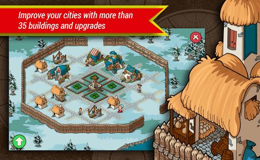 Скачать The Conquest: Colonization для Андроид
