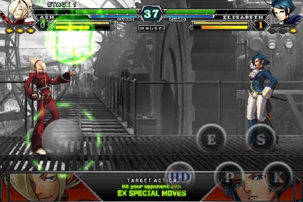 Скачать The King of Fighters для Андроид