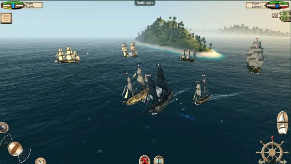 Скачать The Pirate: Caribbean Hunt для Андроид