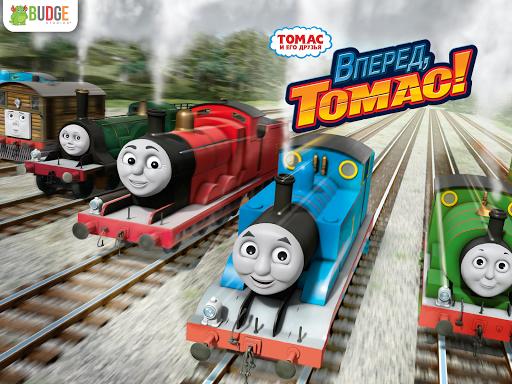 Скачать Thomas: вперед, Thomas! / Thomas & Friends: Go Go Thomas для Андроид
