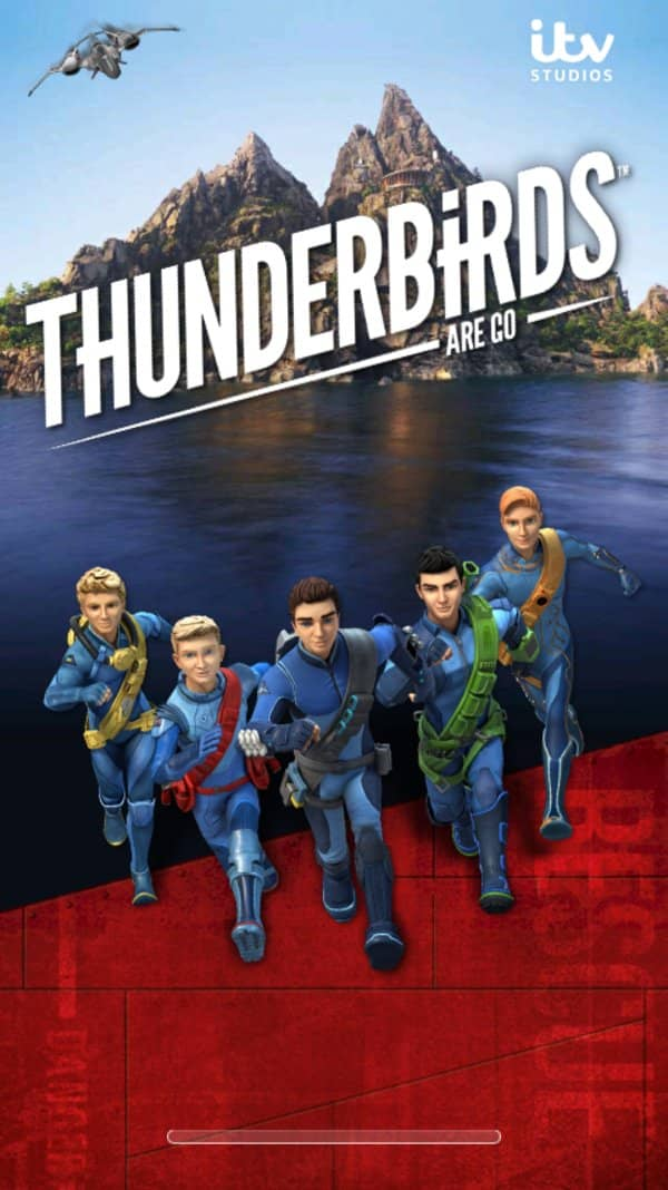 Скачать Thunderbirds Are Go: Team Rush для Андроид