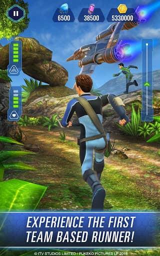Скачать Thunderbirds Are Go: Team Rush для Андроид