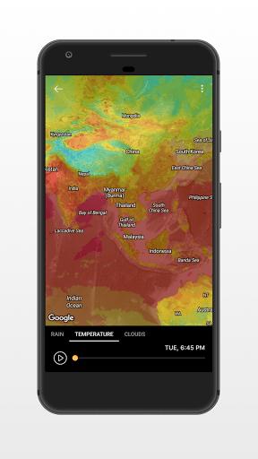 Скачать Today Weather для Андроид