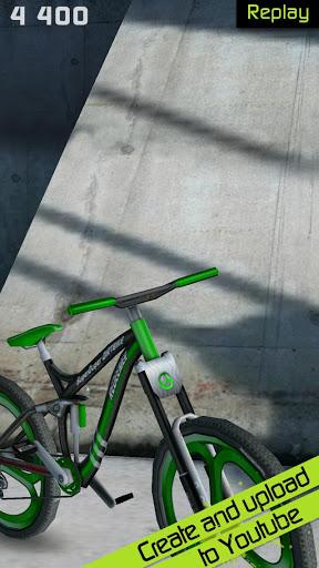 Скачать Touchgrind BMX для Андроид