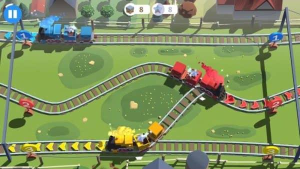 Скачать Train conductor world для Андроид