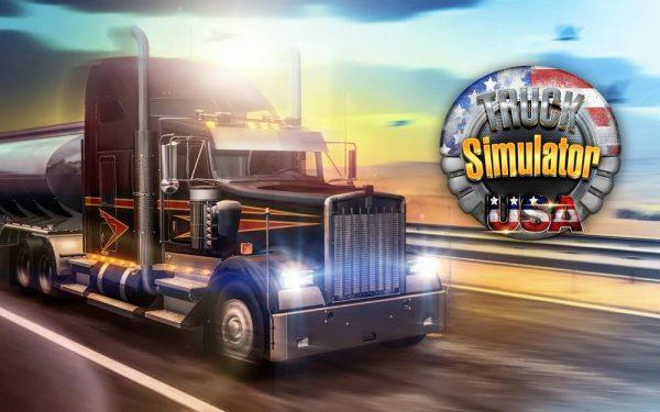 Скачать Truck Simulator: USA для Андроид