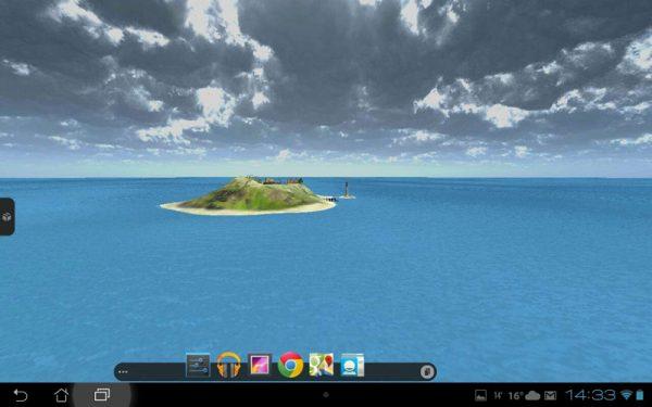 Скачать True Weather 3D для Андроид