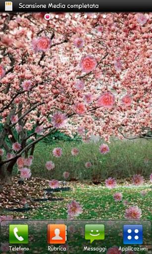Скачать Весна живые обои / Spring Live Wallpaper для Андроид