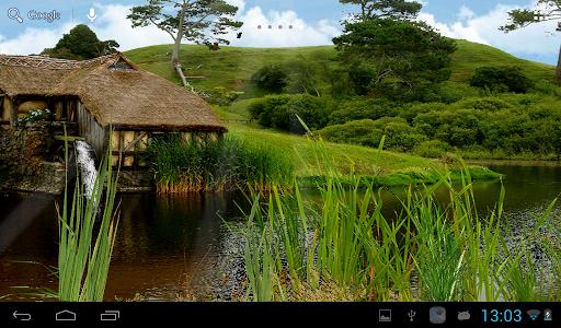 Скачать Водяная мельница для Андроид