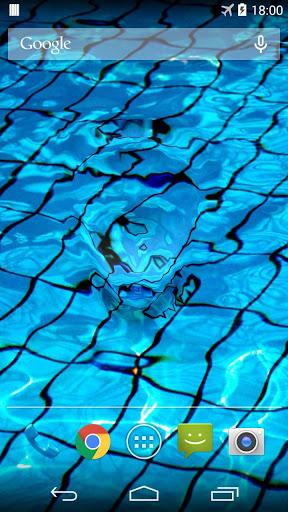 Скачать Water Drop HD Live Wallpaper для Андроид