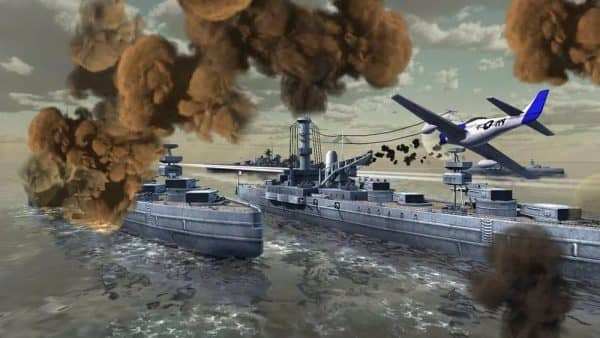 Скачать World Warships Combat для Андроид