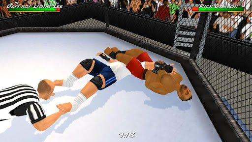 Скачать Wrestling Revolution 3D для Андроид