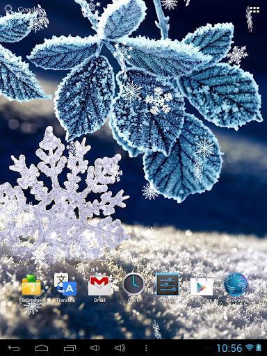 Скачать Зимние Живые Обои для Андроид