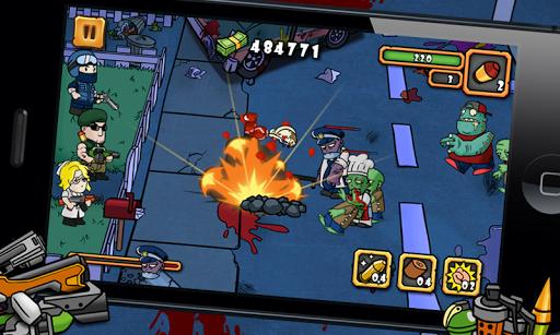Скачать Zombie Age для Андроид