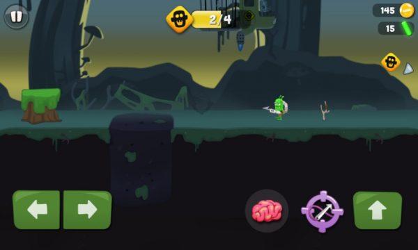 Скачать Zombie Catchers для Андроид