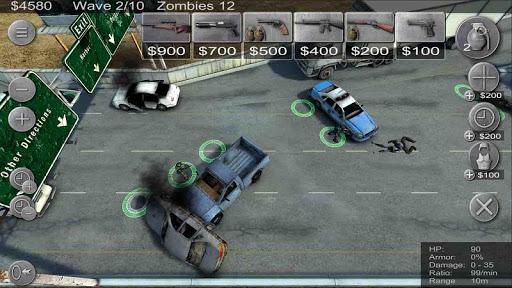 Скачать Zombie Defense для Андроид